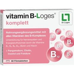 VITAMIN B LOGES KOMPLETT